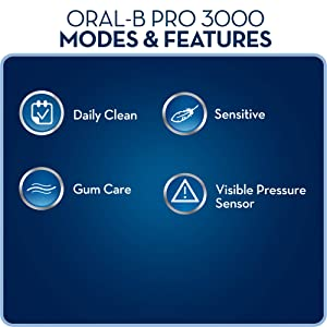 Daily Clean - Comprehensive everyday cleaning - Gum Care - Gently stimulates gums
