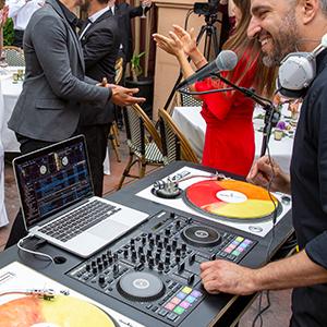 DJ-707M main
