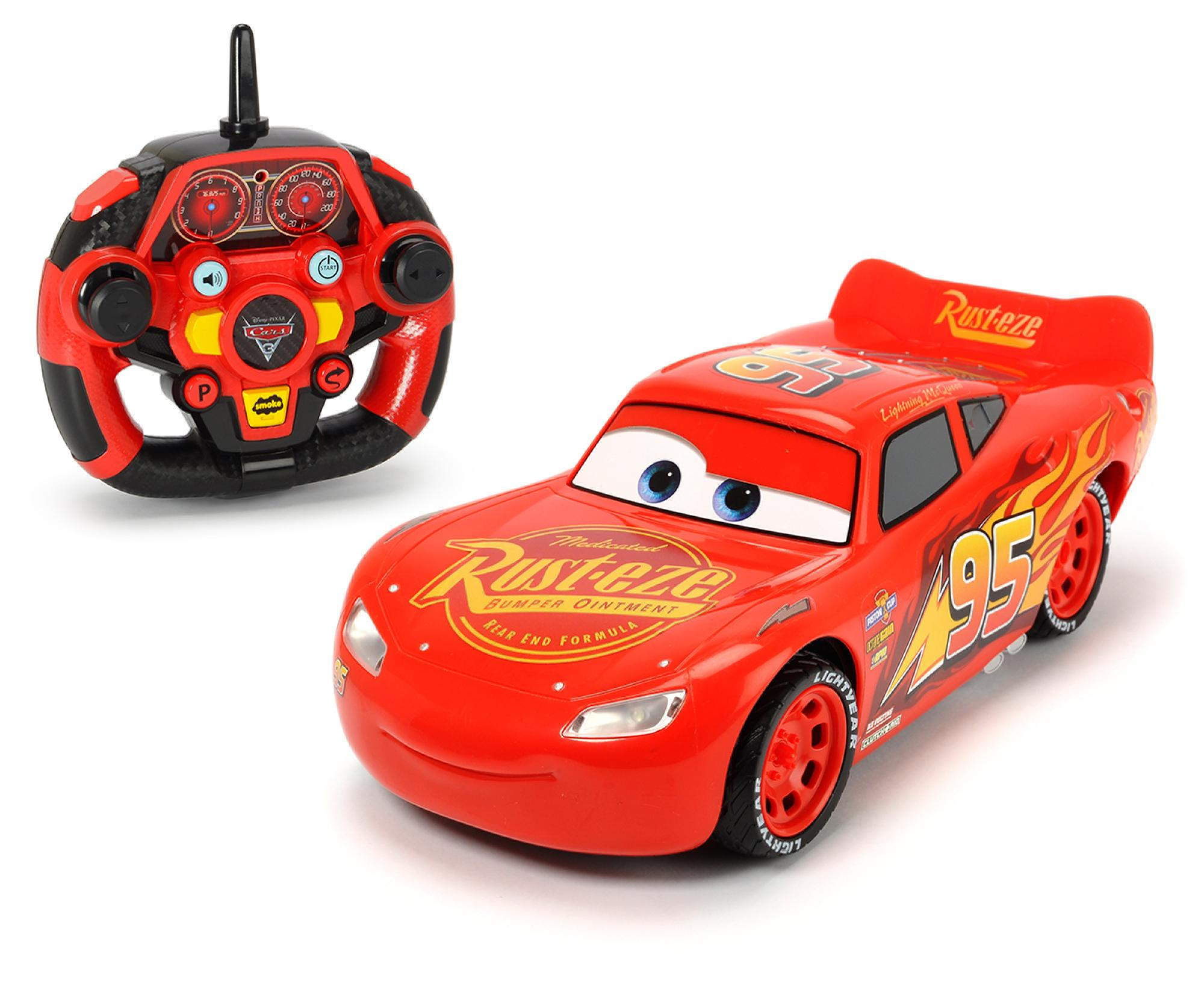 dickie toys 203086005 cars 3 ultimate lightning mcqueen. Black Bedroom Furniture Sets. Home Design Ideas
