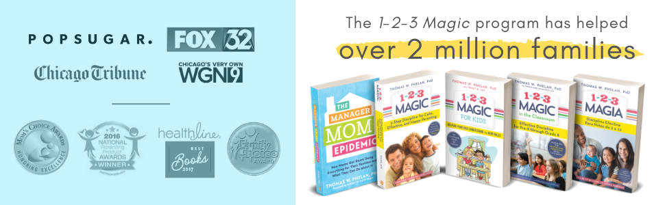 The 1-2-3 Magic program has helped over 2 million families
