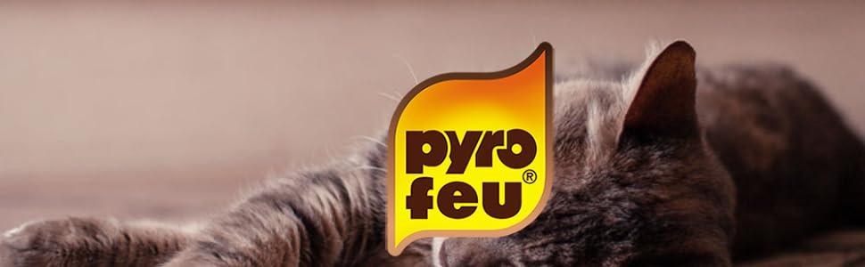 Pyro Feu Fosforos Largos 9, 5cm-Caja de 40 uds, Marrón, 9, 5 cm ...
