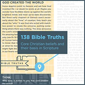 Bible Truths, Truth, What is true in the Bible,