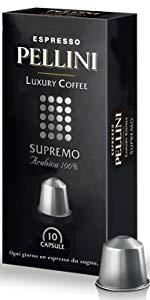 Espresso Pellini Luxury Coffee Supremo espresso italiano