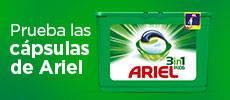 Ariel Detergente Líquido para Lavadora