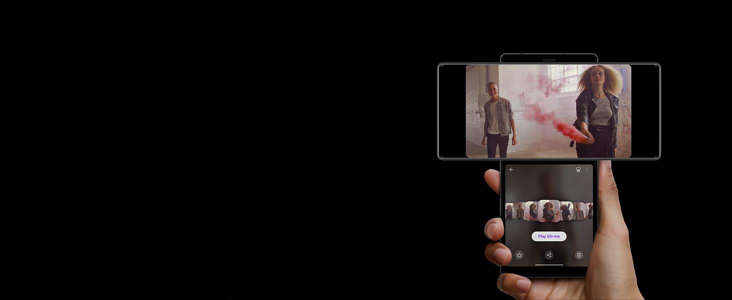 lg slow motion phone