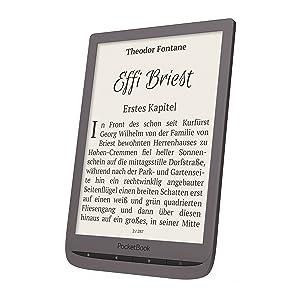 Pocketbook E Book Reader Inkpad 3 Dunkelbraun Elektronik