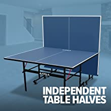 inside stiga ping pong table tennis head butterfly table gameroom champion professional