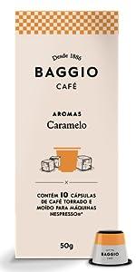 Caramelo Cápsulas Baggio Café Nespresso