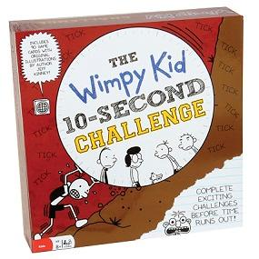 diary, wimpy, kid, challenge