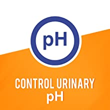 The composition of proper nutrients in this cat food help to control Urinary pH.