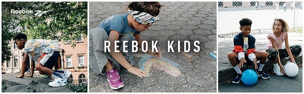 Kids, Shoes, Running, Reebok