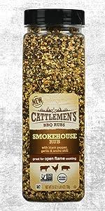 Cattlemens smokehouse bbq rub