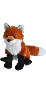 "Wild Republic Red Fox  12"""