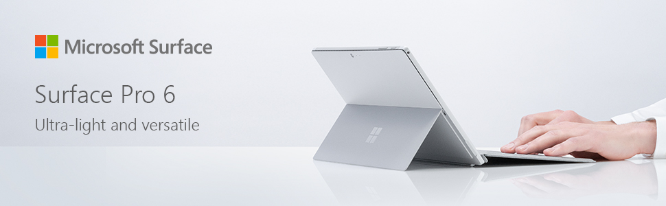 surface pro 6