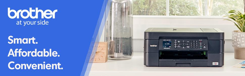 Amazon.com: Brother Impresora multifunción multifunción de ...