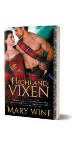Highland Vixen by Mary Wine