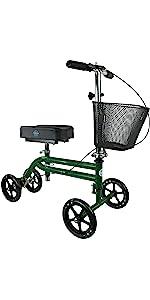 Amazon Com Kneerover Steerable Knee Scooter Knee Walker Crutches