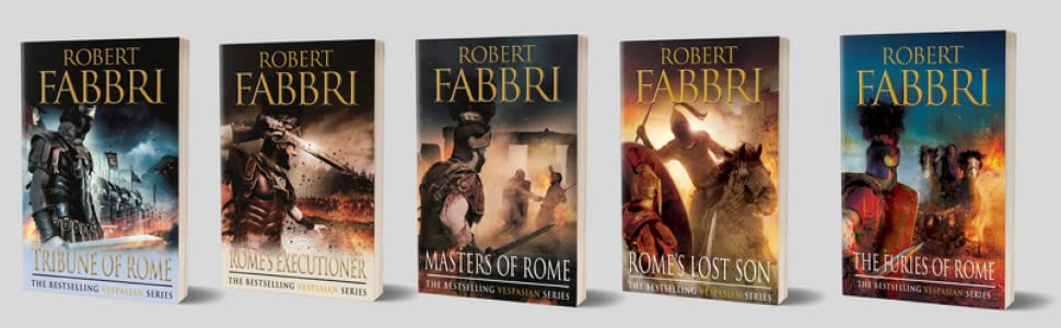 First 5 books in the series