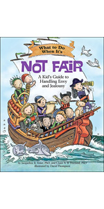 What To Do When It's Not Fair book cover