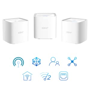 D Link Covr 1103 Ac1200 Dualband Whole Home Mesh Wi Fi Computer Zubehör