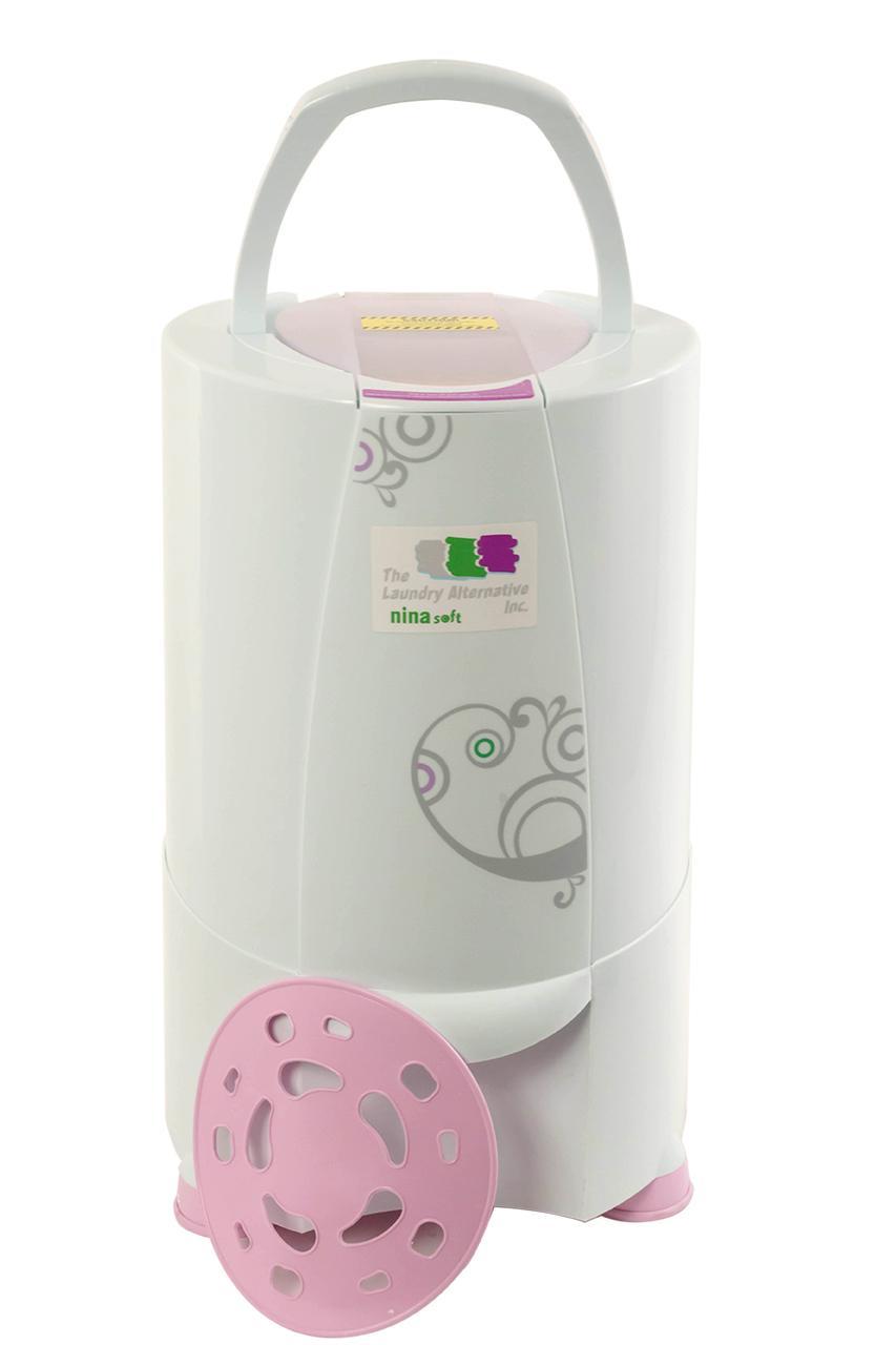 Small Clothes Dryer ~ Amazon the laundry alternative nina soft spin dryer