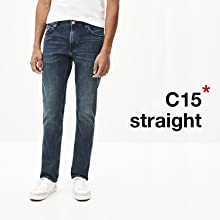 jeans straight c15