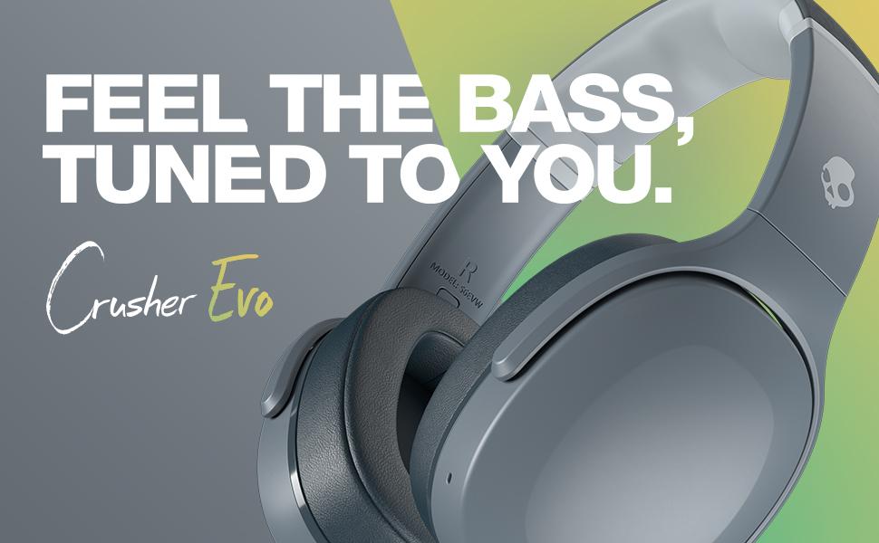 Crusher Evo - Feel The Bass Tuned To You
