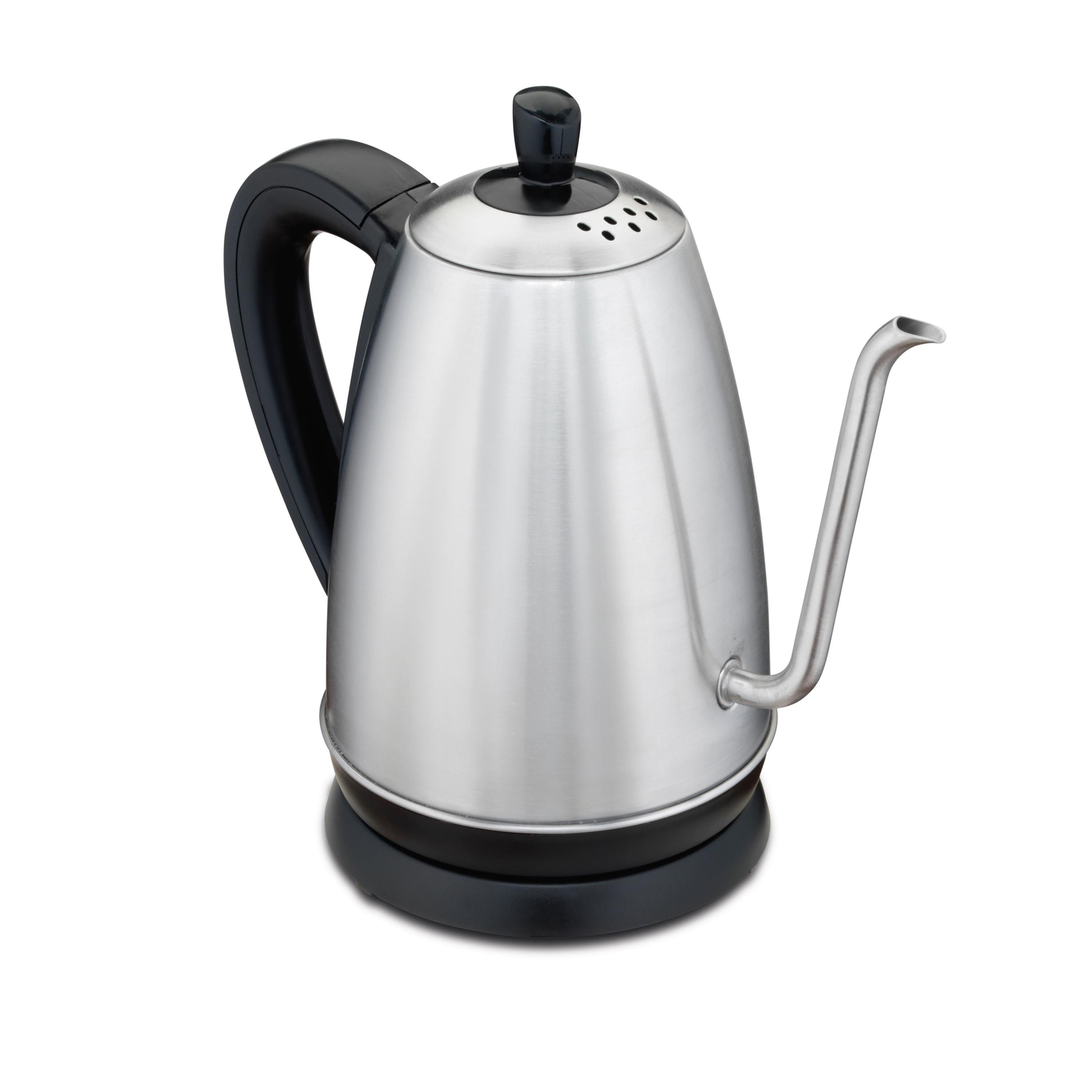 Best Rated Electric Kettle ~ Hamilton beach electric gooseneck kettle liter