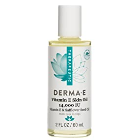Derma E Vitamin E Skin Oil 14000 Iu 2Oz/60Ml #0520