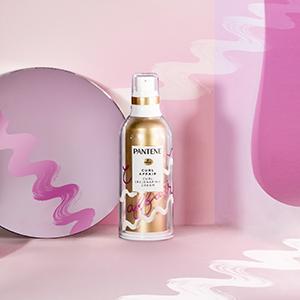 Pantene Curl Affair (Re) Shaping Cream