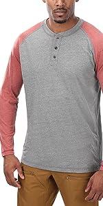 vertx, henley, shirt