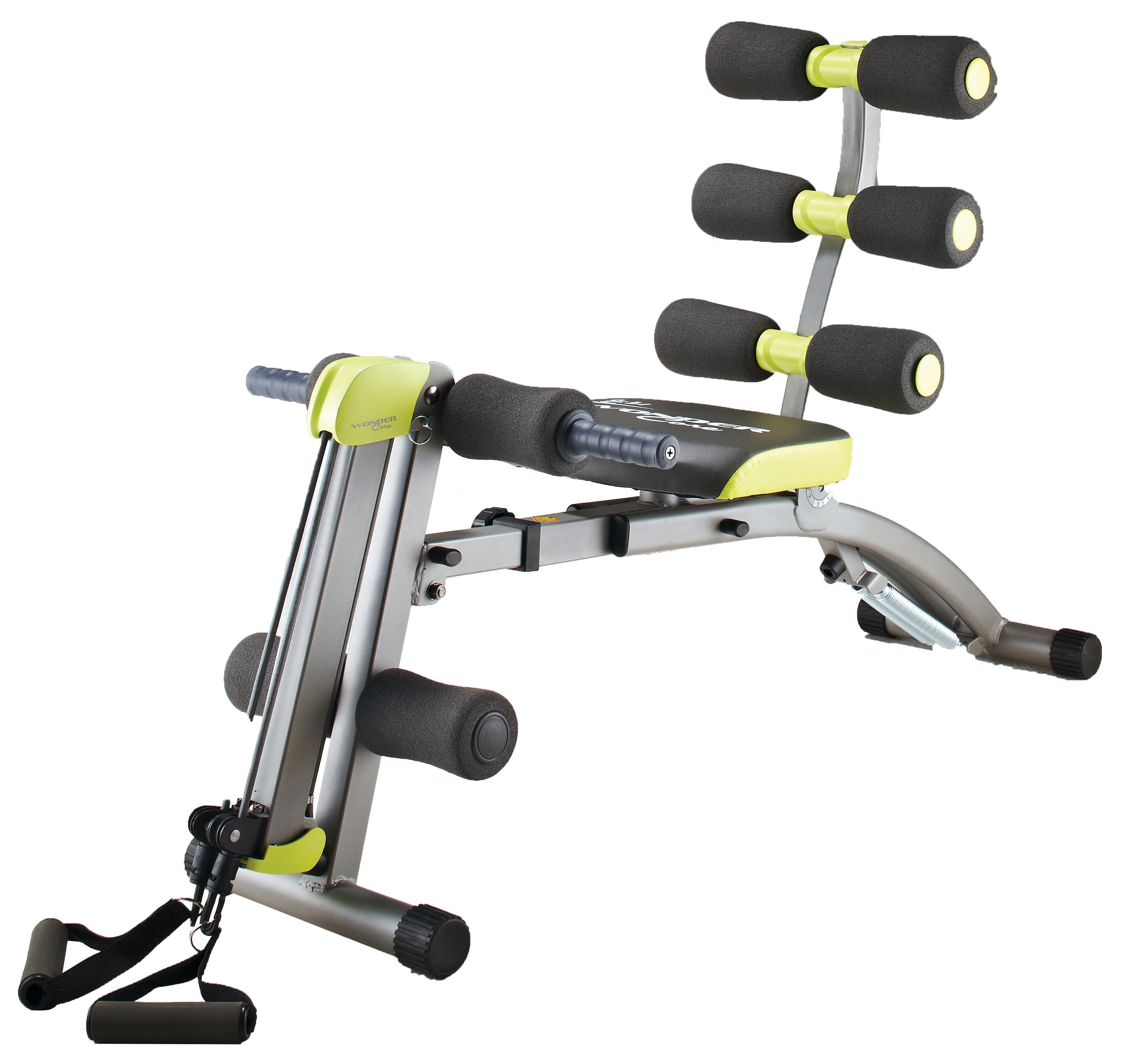 Wondercore Ii Unisex S Pro Rowing Set Attachment With 9 Kg