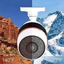 weatherproof camera, ip66 camera, waterproof camera, waterproof security camera, rainproof camera