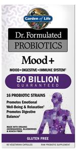 Dr. Formulated Mood+ Probiotics