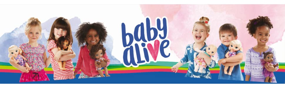 d24238d216 Baby Alive- Muñeca mimos y cuidados