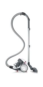 Severin MY 7105, Aspiradora multiciclónica de suelo sin ...