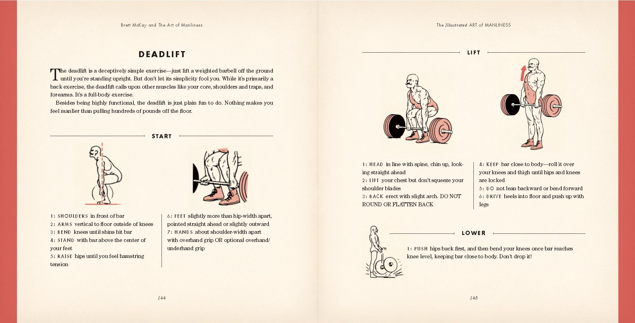 The Illustrated Art Of Manliness Essential How To Guide