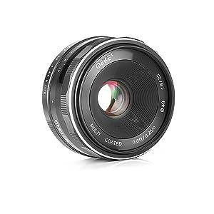 Meike Optics Mk 25mm F1 8 Weitwinkel Objektiv Kamera