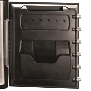 Key Rack & Door Pocket