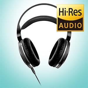 Audio de alta resolución