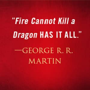 Fire Cannot Kill a Dragon, game of thrones book, James Hibberd