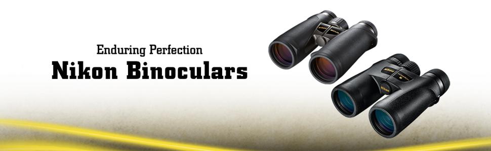 Matte Bundle with Harness-Webbing NIKON Monarch 5 10x42 Binoculars M511