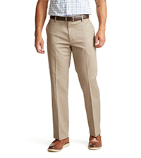 Signature Khaki with Lux Cotton Stretch Classic Fit