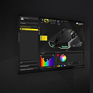 Chuột Corsair Glaive RGB Black