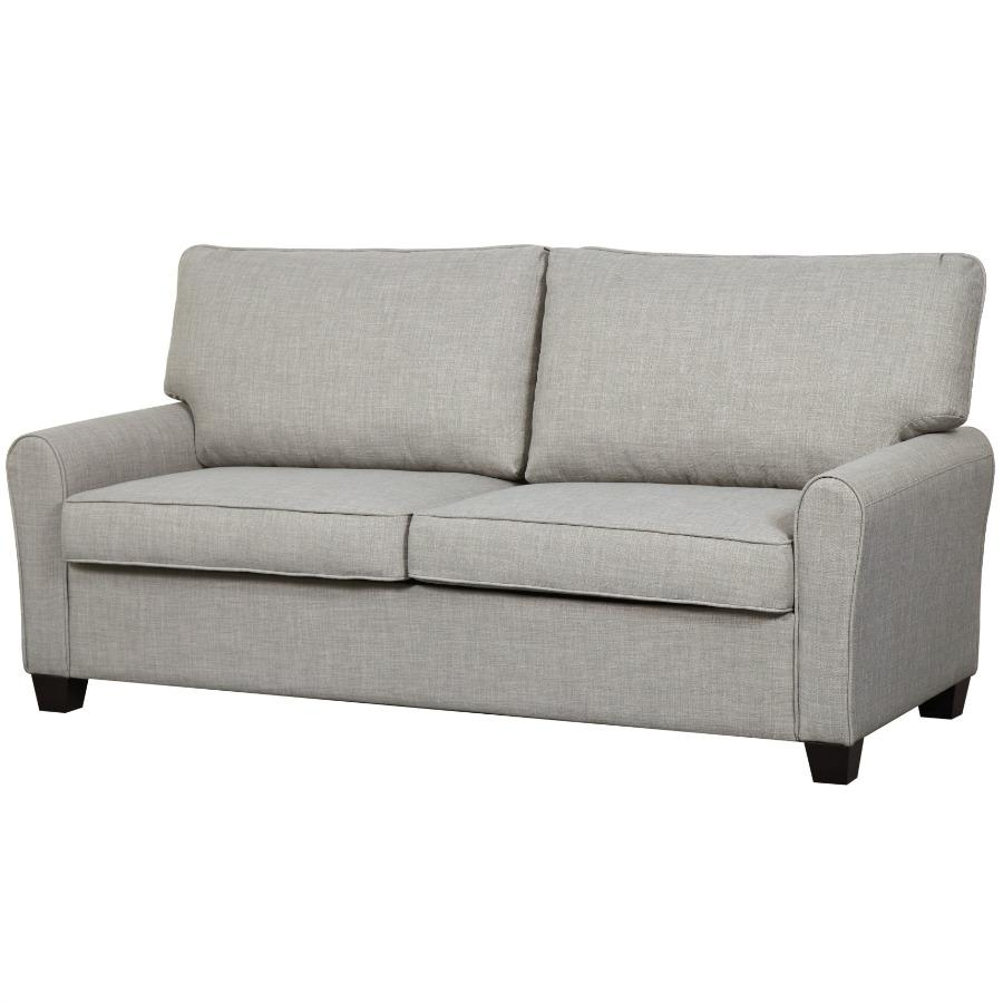 Amazon Com Pulaski Transitional Sofa Ready To Assemble Grey  ~ What Is A Transitional Sofa