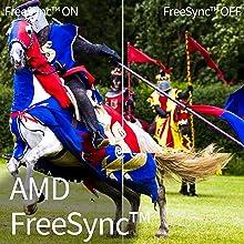 AMD FreeSync™ for Intense Gaming (BenQ EL2870U)