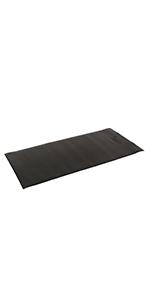 equipment mat