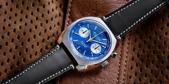 Alpina Startimer Swiss Pilot Watch, Men's watch, Swiss movement, Swiss made, chronograph