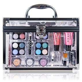 makeup case lotion lipstick maybelline perfume