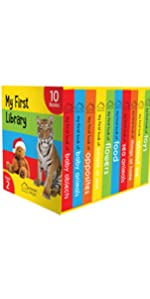 My First Library Boxset 2